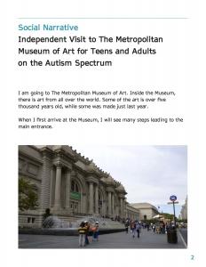 Entrance to The Metropolitan Museum of Art