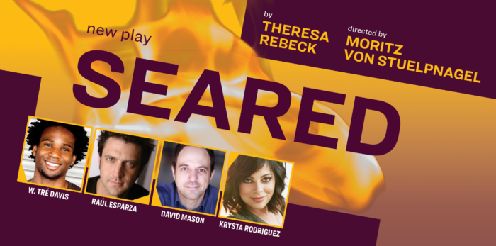 Poster for Seared