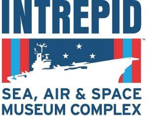 Intrepid museum logo