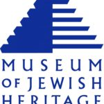 Logo for Museum of Jewish Heritage. Click for learning resources and activities to explore at home.