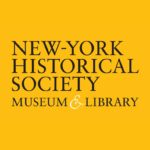 Logo for New-York Historical Society Museum and Library. Click for learning resources and activities to explore at home.