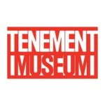 Logo for The Tenement Museum. Click for learning resources and activities to explore at home.