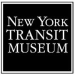 Logo for The New York Transit Museum. Click for learning resources and activities to explore at home.